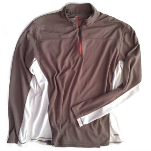 mens Eddie Bauer Coolmax Shirts XL NWOT